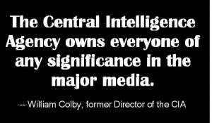 William Colby quote