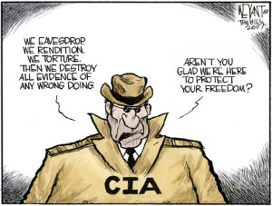 CIA loves you!